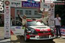 Matrix M. V. Rally Kostelec 2012