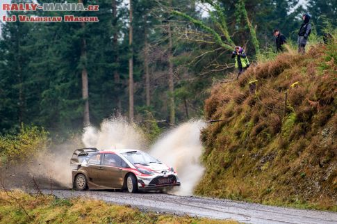 Poleťte s Rally-Manií na WRC do Walesu